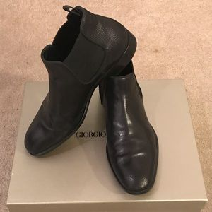 Authentic Armani boots